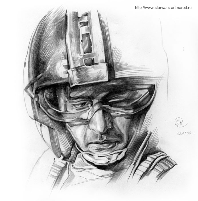 Ведж Антиллес - Wedge Antilles - Star Wars
